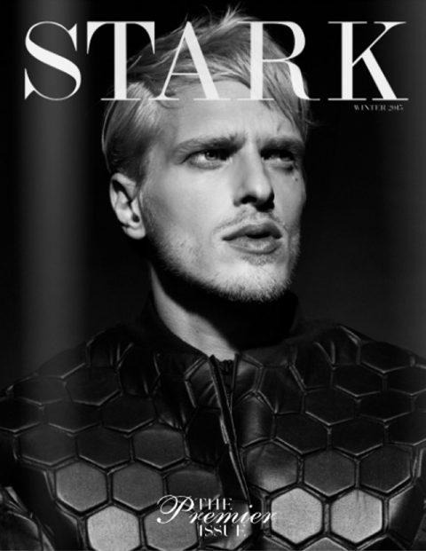 Stark Magazine Cover Mario Galla
