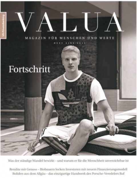 VALUA Cover Mario Galla