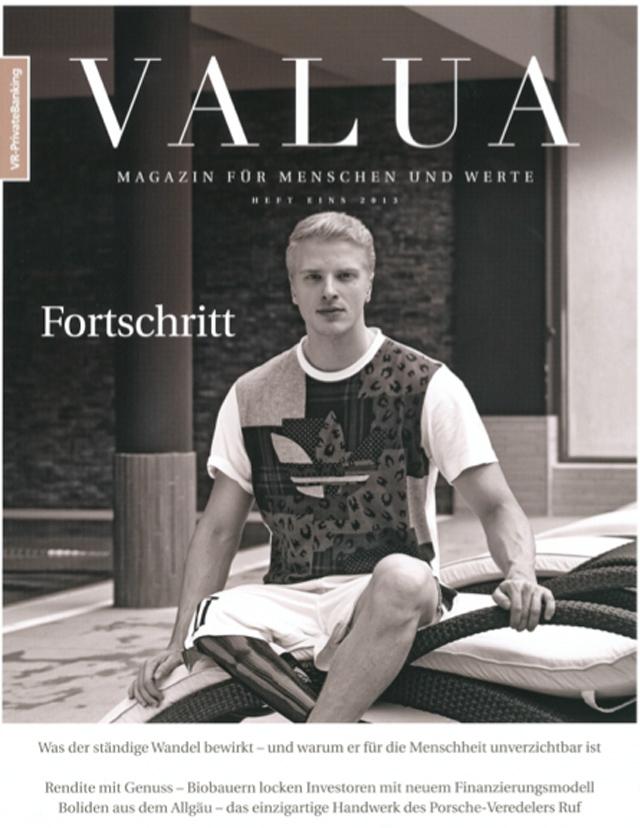 VALUA Cover Mario Galla